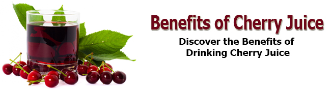 Benefits of Cherry Juice